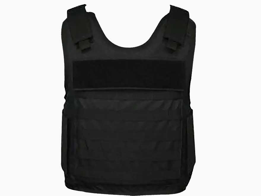 premier eagle tactical vest with level IIIa soft panels